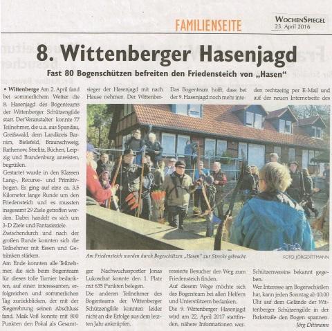 bogensportblog.de-Turnierberichte-e8teWittenbergerHasenjagd