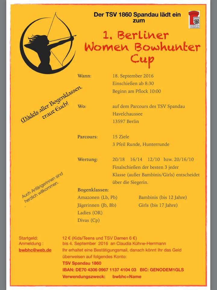 bogensportblog.de-1. Berliner-Women-Bowhunter-Cup