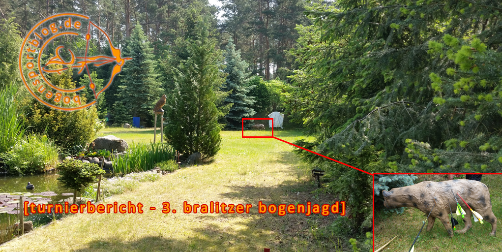 Entfernungsmesser Für Bogensport : 3. bralitzer bogenjagd u2013 in bernd gesch`s garten bogensportblog.de
